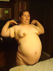 A few pictures of my fat ex.  she smelt and was always sweating.  i cant believe she sucked me into her disgusting life