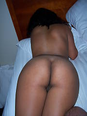 My sexy backside colombian honey! - this lady loves it in the backside every single time we fuck!