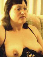 Sleazy mary - she just likes to share her tits.  they are cool and look even finer when theyre covered in my cum