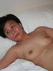 Nasty korean wifey