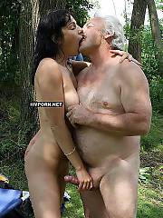 Nudist and naturist