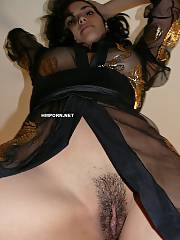 Home made xxx - pretty not oriental geisha is teasing bf by her natural hairy pussy with nice haircut, Pleases with BJ and getting ready to prick ride rodeo sex