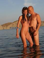 Amateur couple of