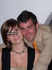 Happy amateur couple