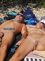 Amateur sex - nudist