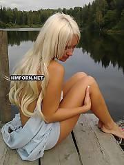 Sweet light haired