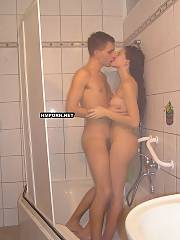 Congratulate, naked ex girl in shower