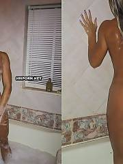 Very hot MILF naked