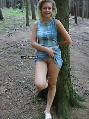 Stunning amateur nymphs and mature ladies who enjoy to wear no panties on hot summer days and like to flash their cute vaginas underskirt at home and outdoors in public - voyeur xxx pics