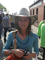 Amateur sex - cowgirl