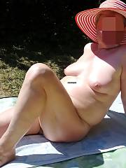 I like to photograph my wife when she is nude