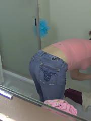 Sexy butt amateur