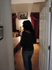 Horny long legged mother wifeys bedroom photos