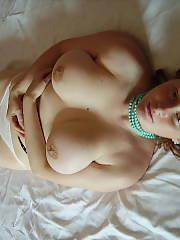 Curvy girlfriend