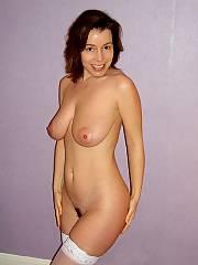 Shy wifey in her