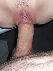 Ideal pussy, ex that enjoyed jizz and being nude