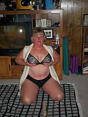 Slutty mature woman