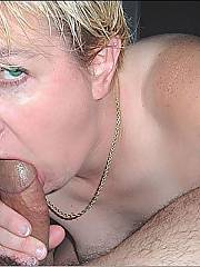 Mom taking my dads prick into her mouth, i always thought she felt anything like sucking cock was wet