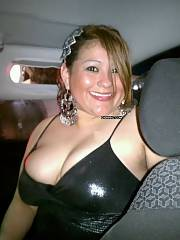 Houston hispanic bbw showing off sexual body for the world to see