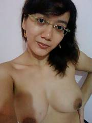 Naked pics of an asian mamma i used to fuck behind her husbands back. he was loaded but a terrible lover.