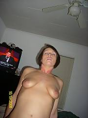 Pounding this mom in her cunt and asshole, shes a super easy lay, really fun!