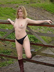 Cowgirl out naked