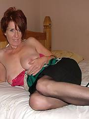Redheads turn me on. experience women turn me on. this mamma is the complete drilling package.