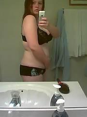 Curvy young bitch