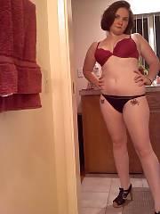 My chubby mom