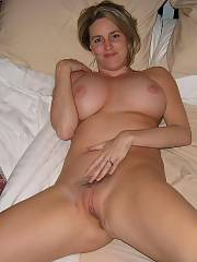 A compilation of nude amateur wives posing in bed.  they are ready to go anytime!