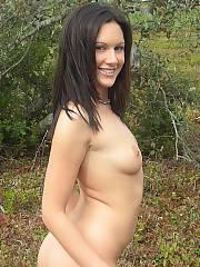 My sexy dark haired