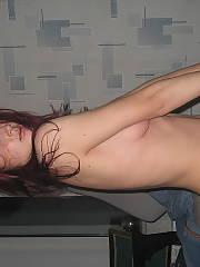 Hot redheaded hottie