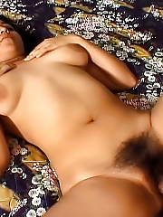 Nasty unshaved indian