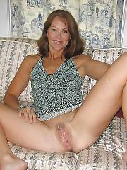 Hot and horny mother blowing pecker