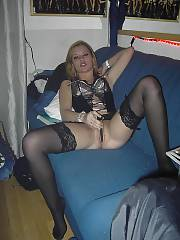 Nasty blondie ex