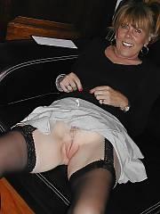 Nasty mature woman