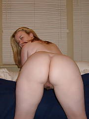 Ex-girlfriend. she wont do anal, but enjoys black penis and cream pies. i still penetrate her from time to time.