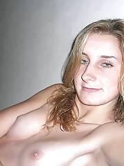 Hot amateur blonde