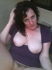 Some photos my ex took of me