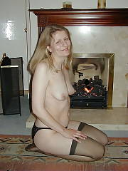 Sexy blonde sexy