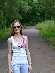 A young student from kursk.