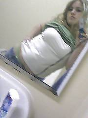 Ex-girlfriend big titty chubby fat selfshot.