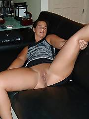 Horny mature slut