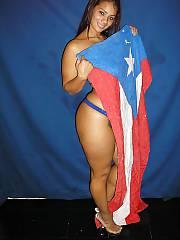 Hot puerto rican
