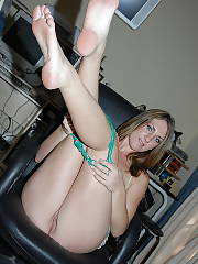 Hot amateur chick