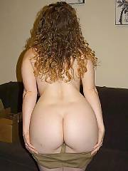 Sexy nude redhead
