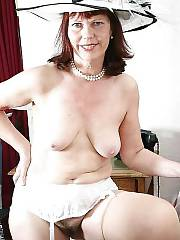 Hot mature red-haired