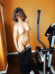 Mamma exercising