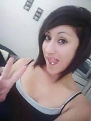 Hot dark haired