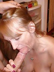 My fun wifey masturbating sucking my cock